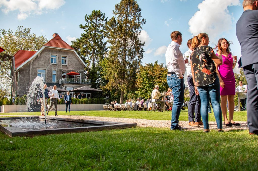 Villa Glanzstoff Park